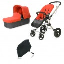 BABYACE DUPLO 2013 BLACK RED