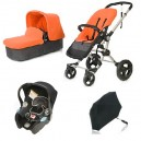 BABYACE TRIO 2013 BLACK ORANGE
