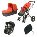 BABYACE TRIO 2013 BLACK RED
